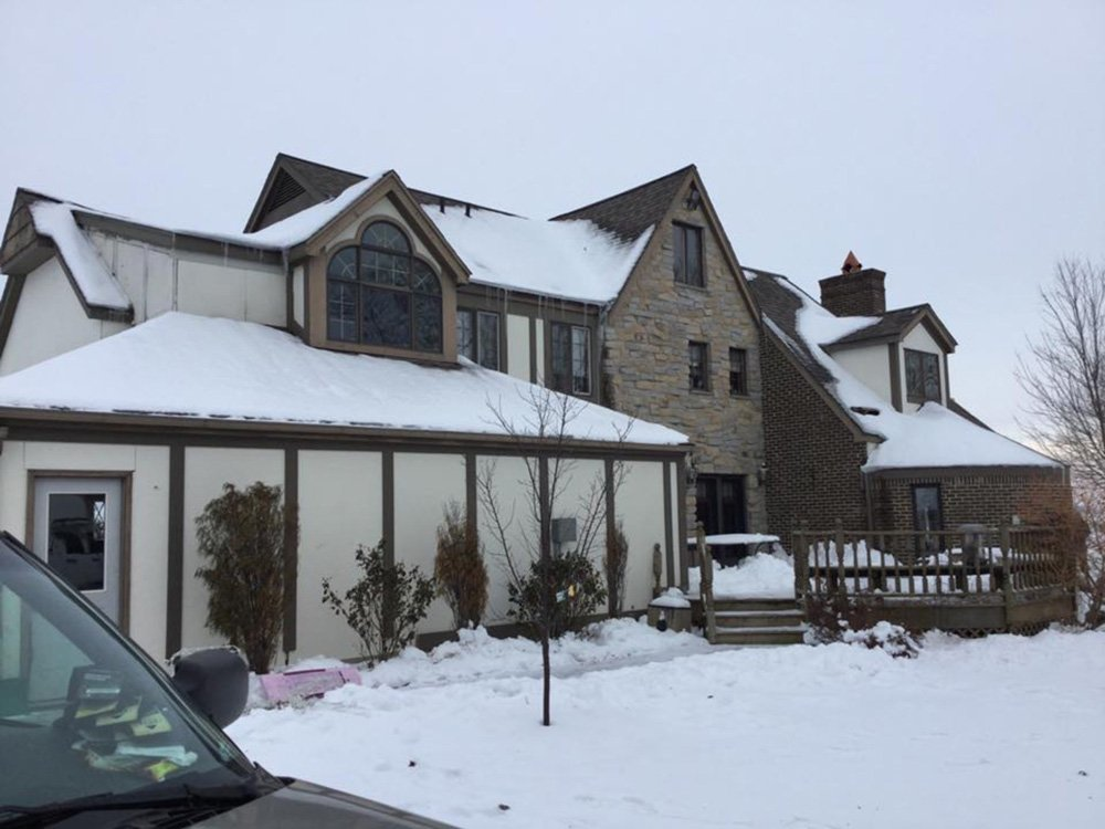 Another Gorgeous Home Roof Completed 6 Months Ago in Napoleon, OH