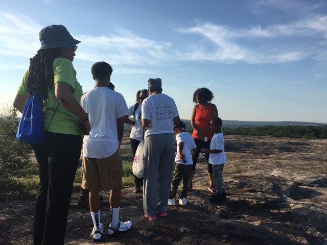 August 2017 - Hike