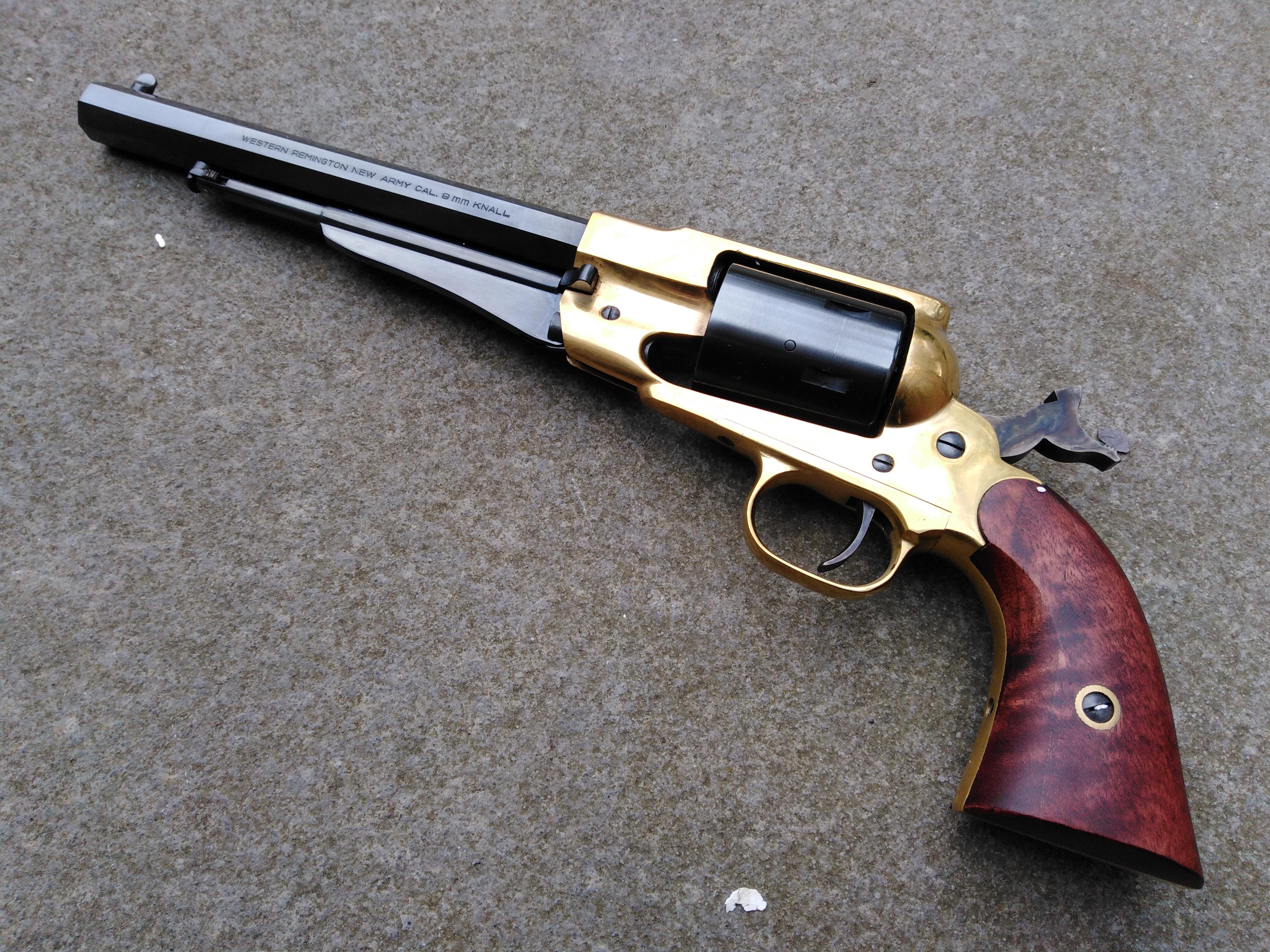PFCGUK Ltd - Pietta Remington 1858 Army