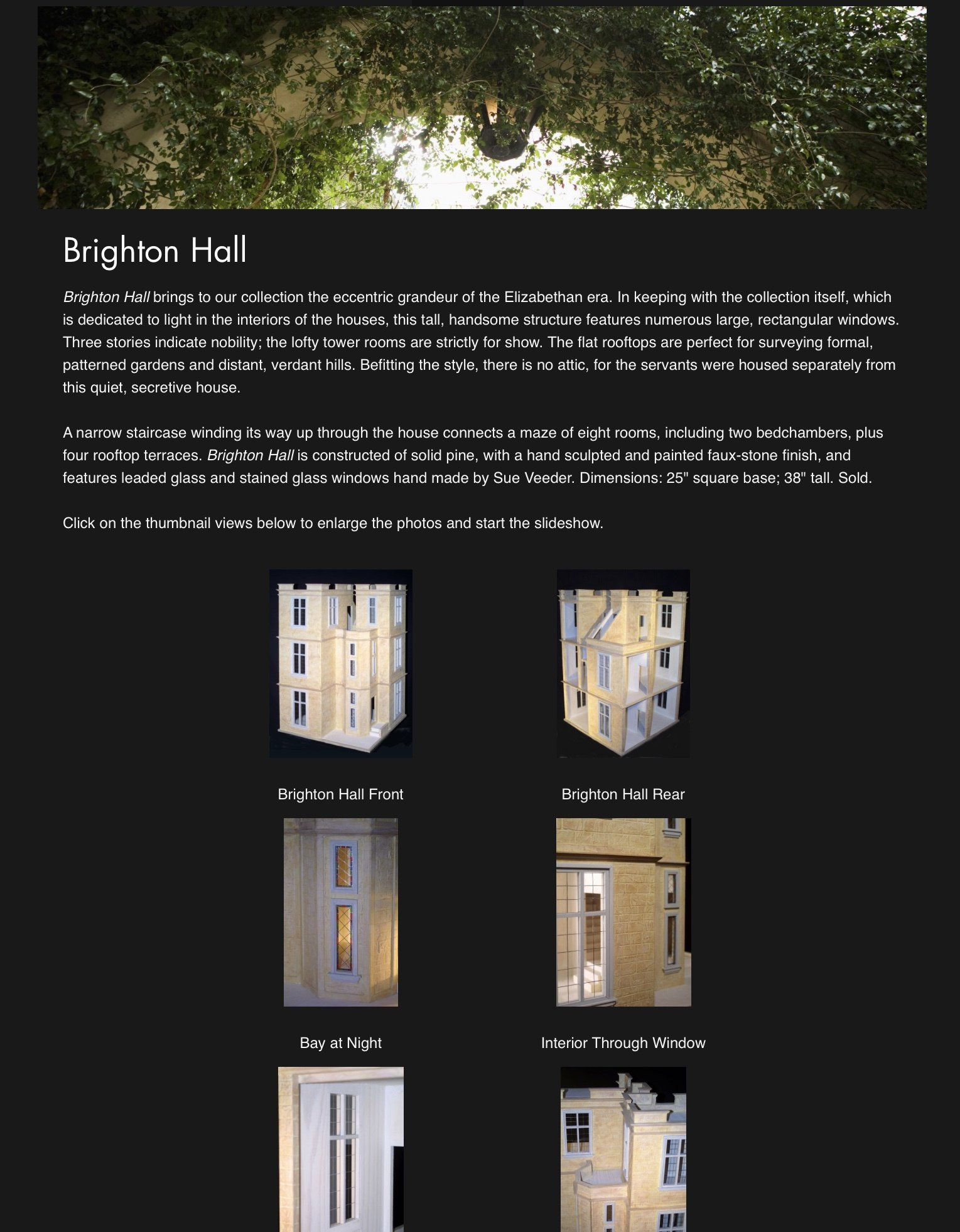Brighton Hall — 2002