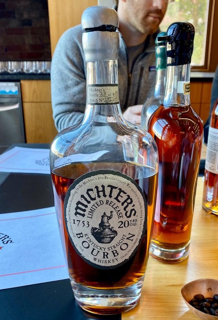 Michter's 20 Yr. Old Bourbon - Michter's Distillery