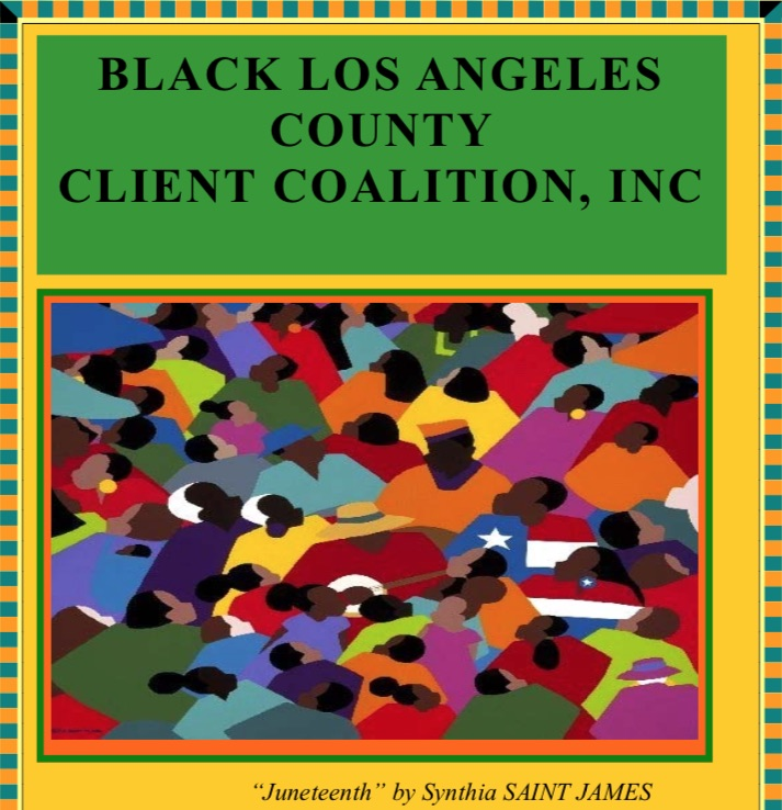 The Black Los Angeles County Client Coalition BLACCC, Inc.