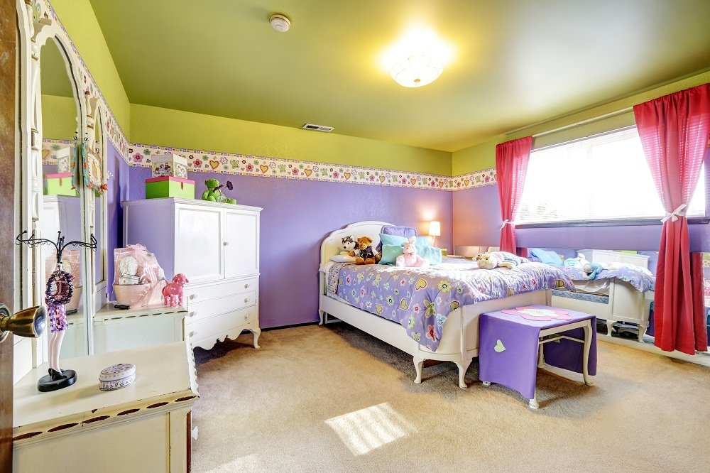 Best Paint Colors For Your Baby S Room