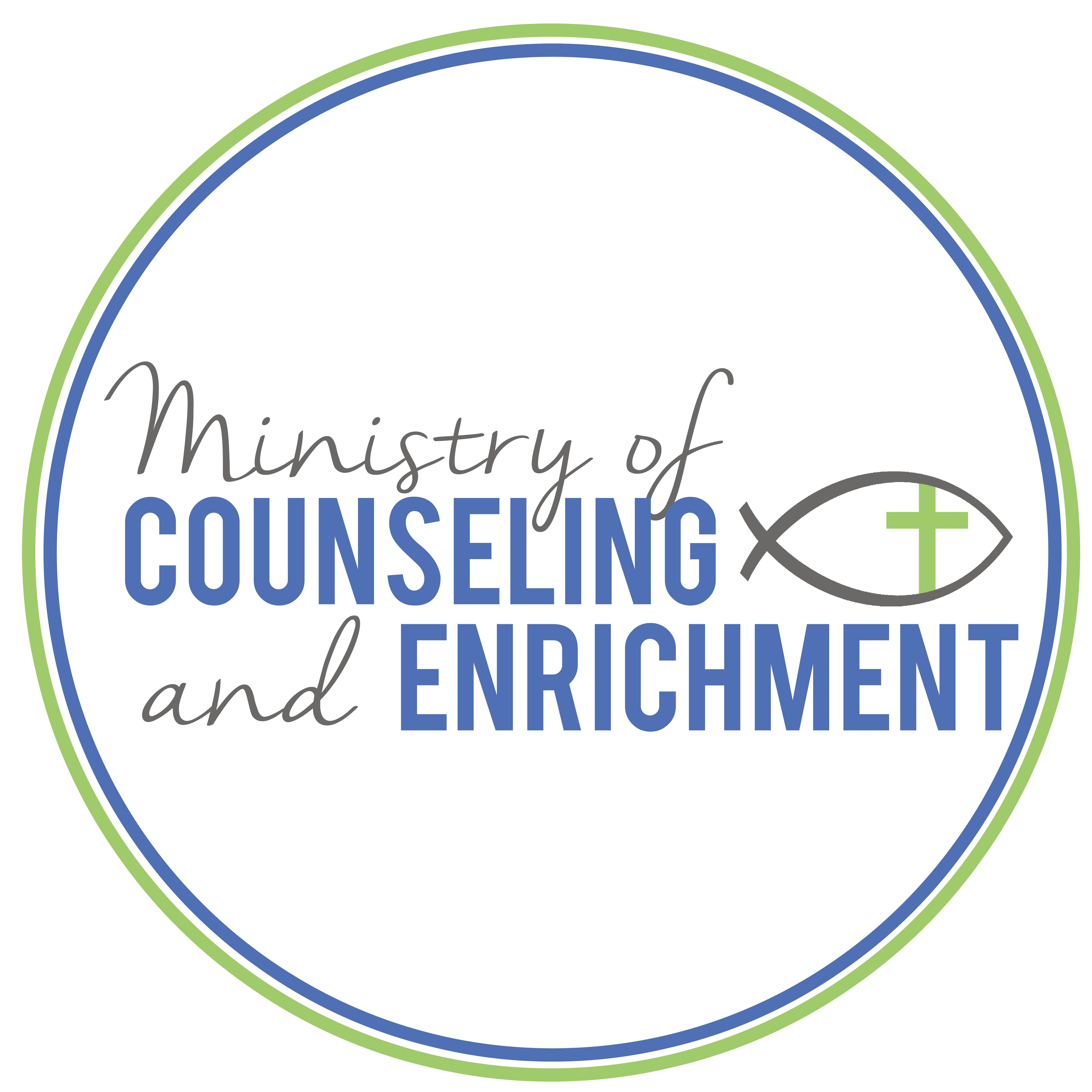 Ministry of Counseling