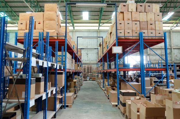 Manejo y almacenamiento de materiales