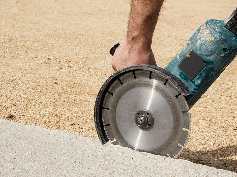 Diamond Concrete Cutting