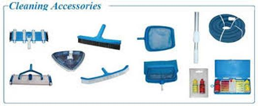 Pool Cleaning Accessories||||