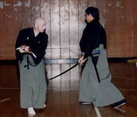 1994 - Kumitachi #4 - Uchitachi: Imamura Itsuo, Shitachi: Guy Power.
