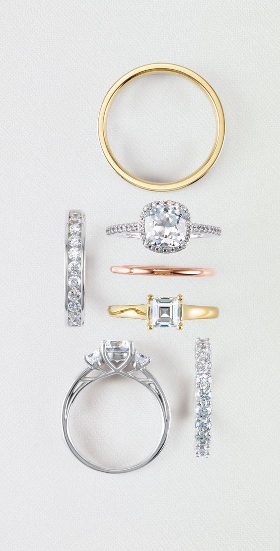 Rings By Stuller