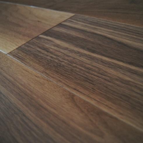 Piso de madera de ingeniería Terza Premium Classics-Walnut