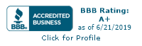Road Runner is a BBB Accredited Business
