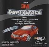 FITA DUPLA-FACE 3M