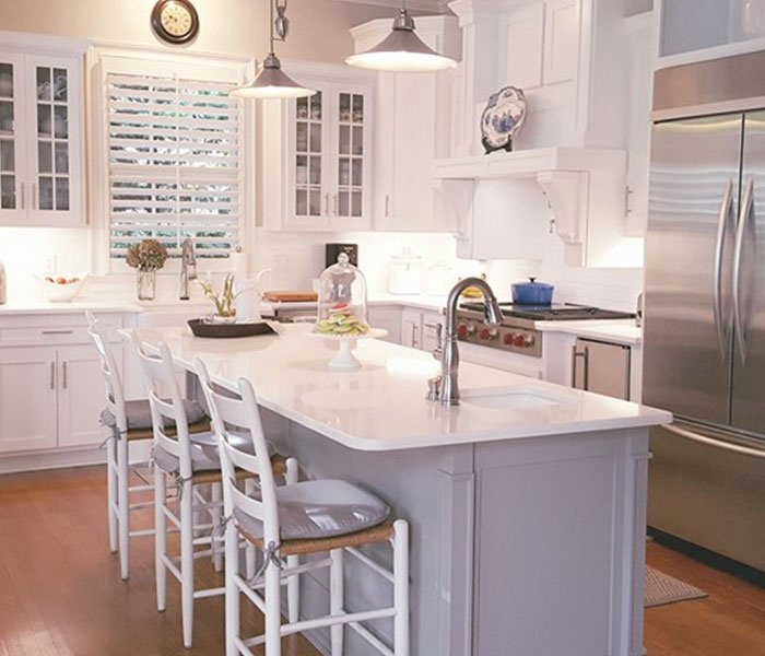 Chic Residential Kitchen
