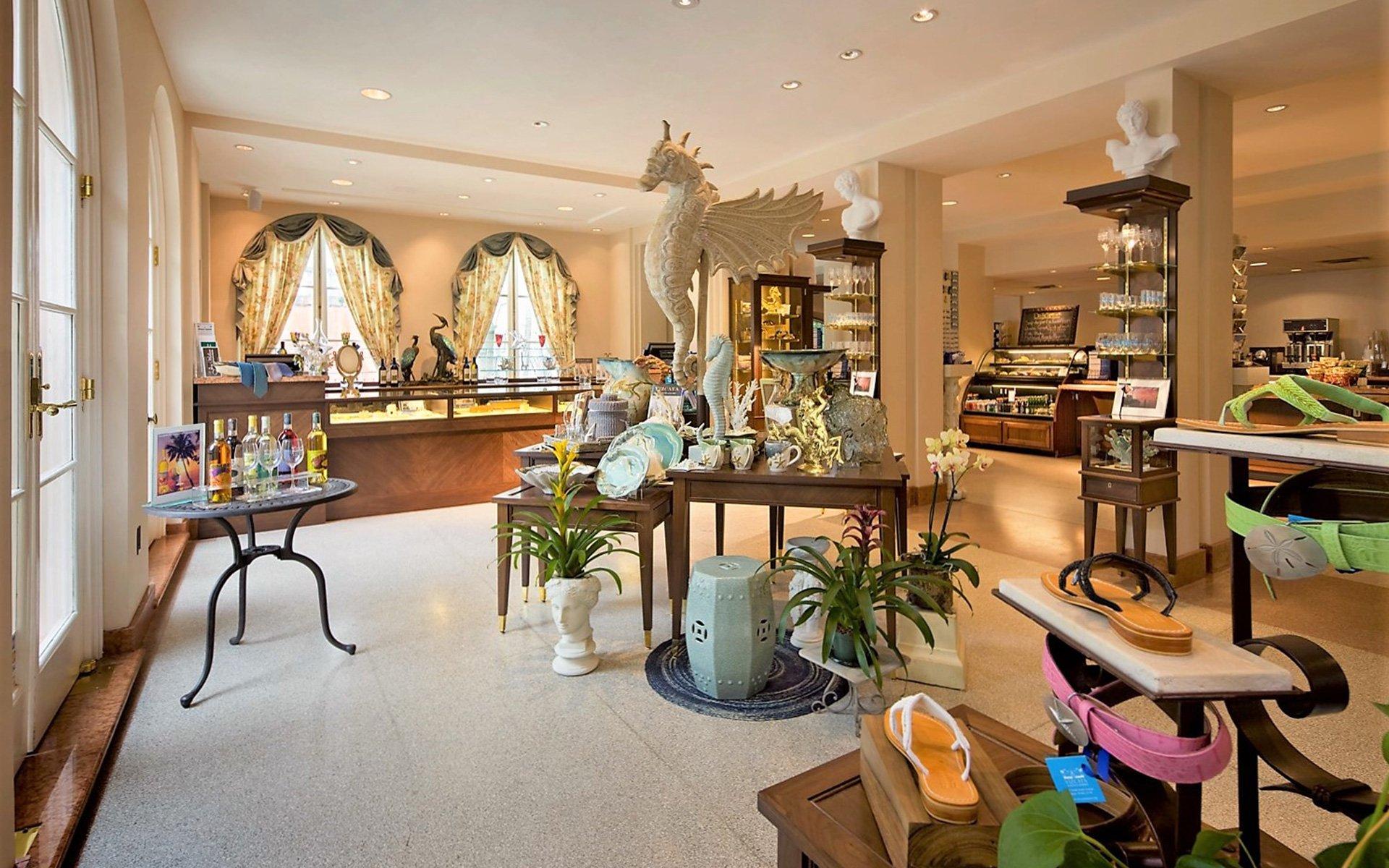 Vizcaya Café & Gift Shop