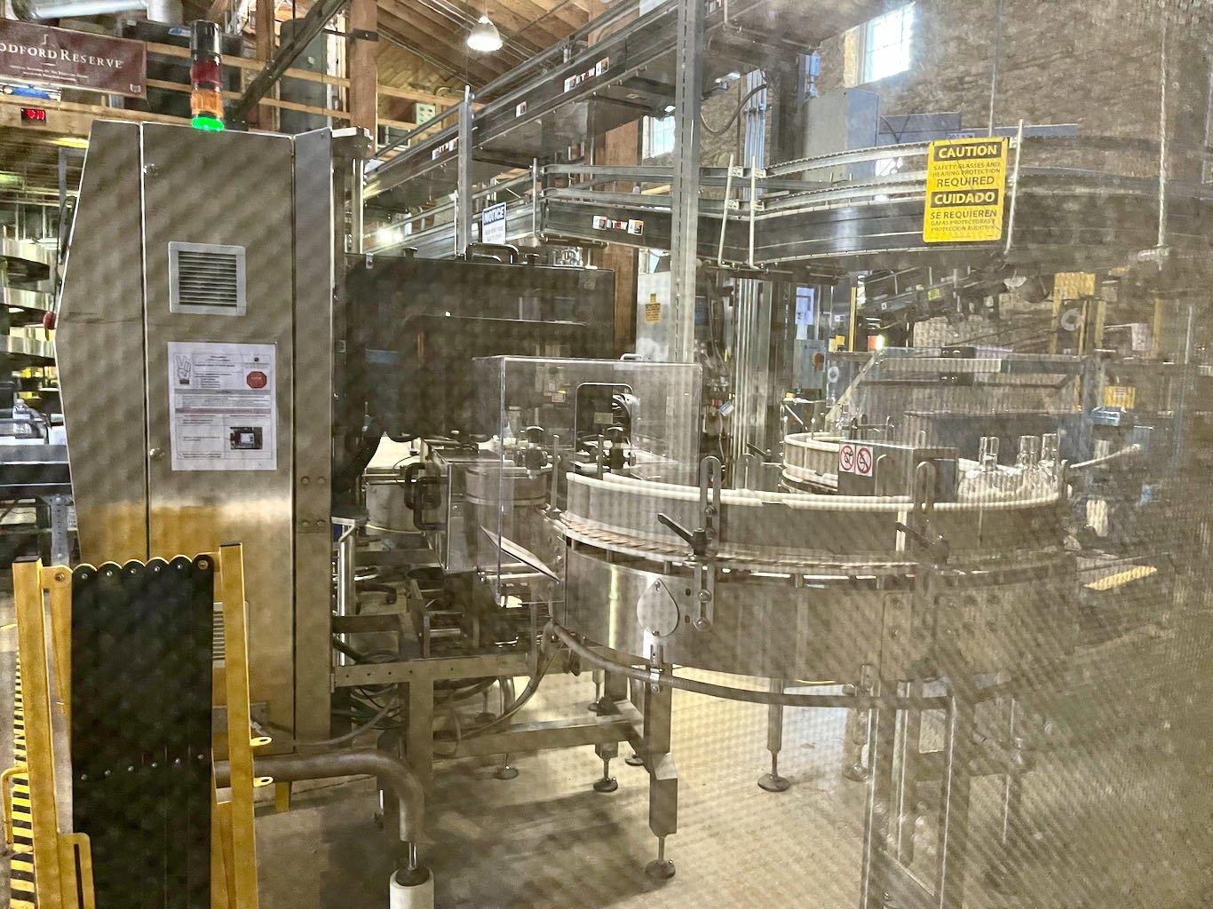 Bottling - Woodford Reserve Distillery