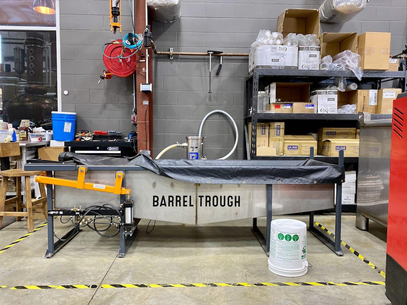 Barrel Trough -Boone County Distilling Company
