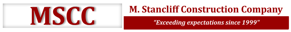 M. Stancliff Construction Co. in Seabrook, MD is your construction destination.