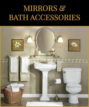Mirrors & Bath Accessories