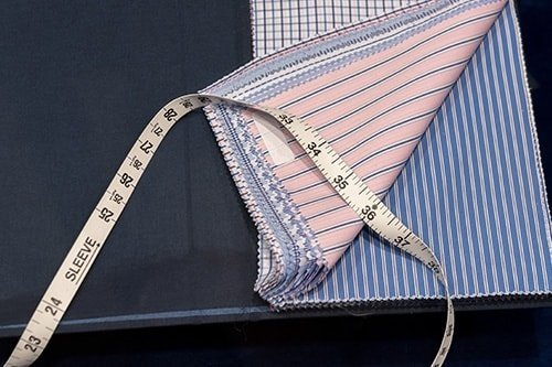 Tape Measure and Cloth