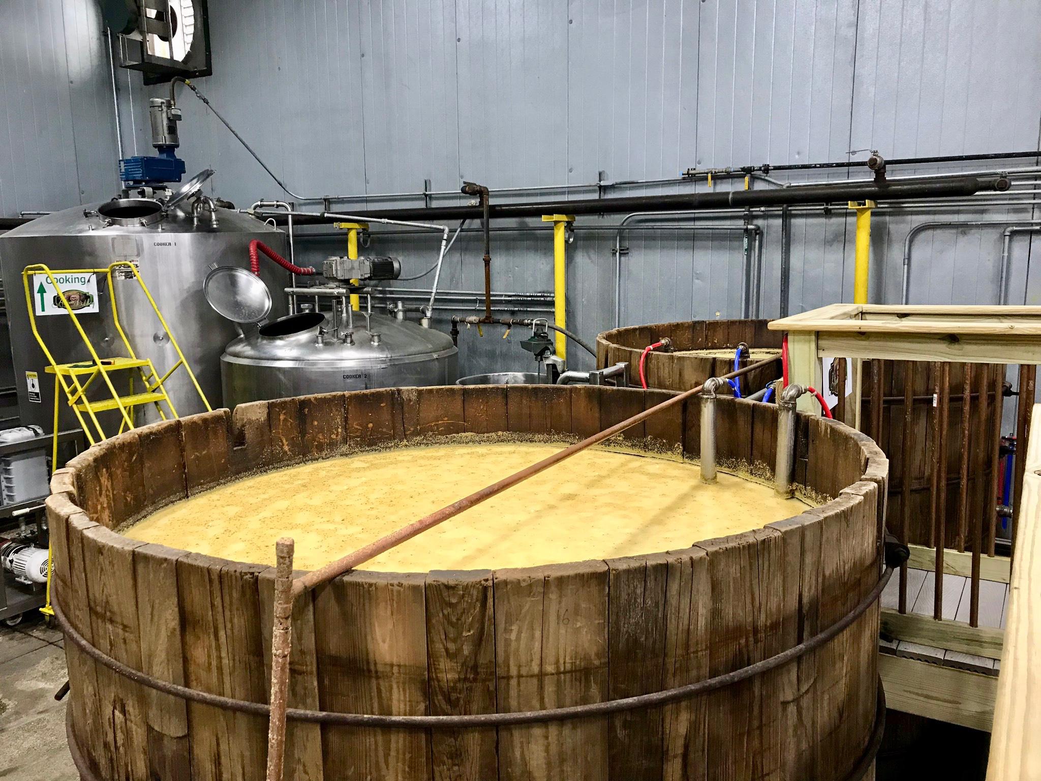 Cypress Fermenters - Kentucky Artisan Distillery