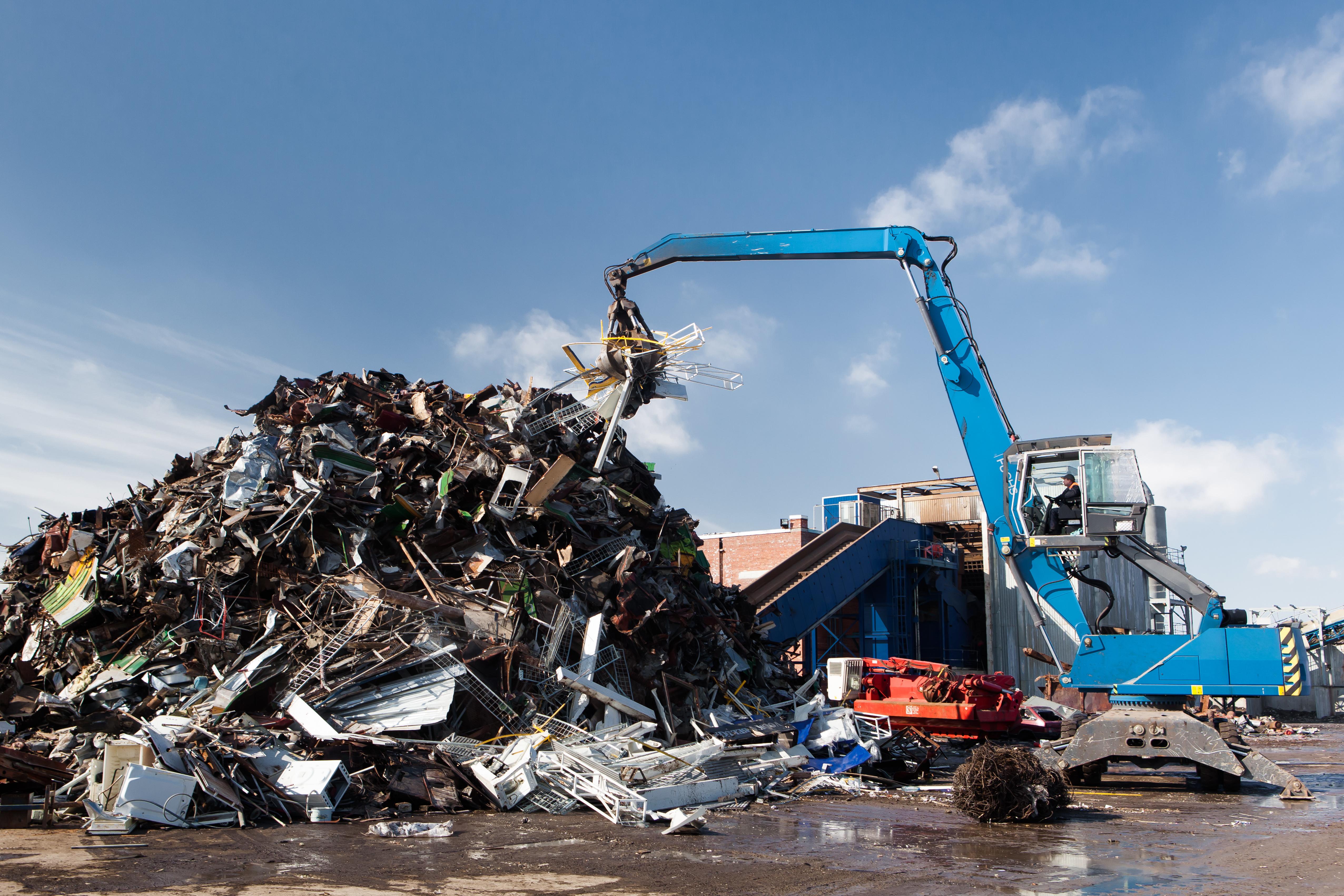 Salvage Yard Recycling Clare Mi Fair Salvage Company
