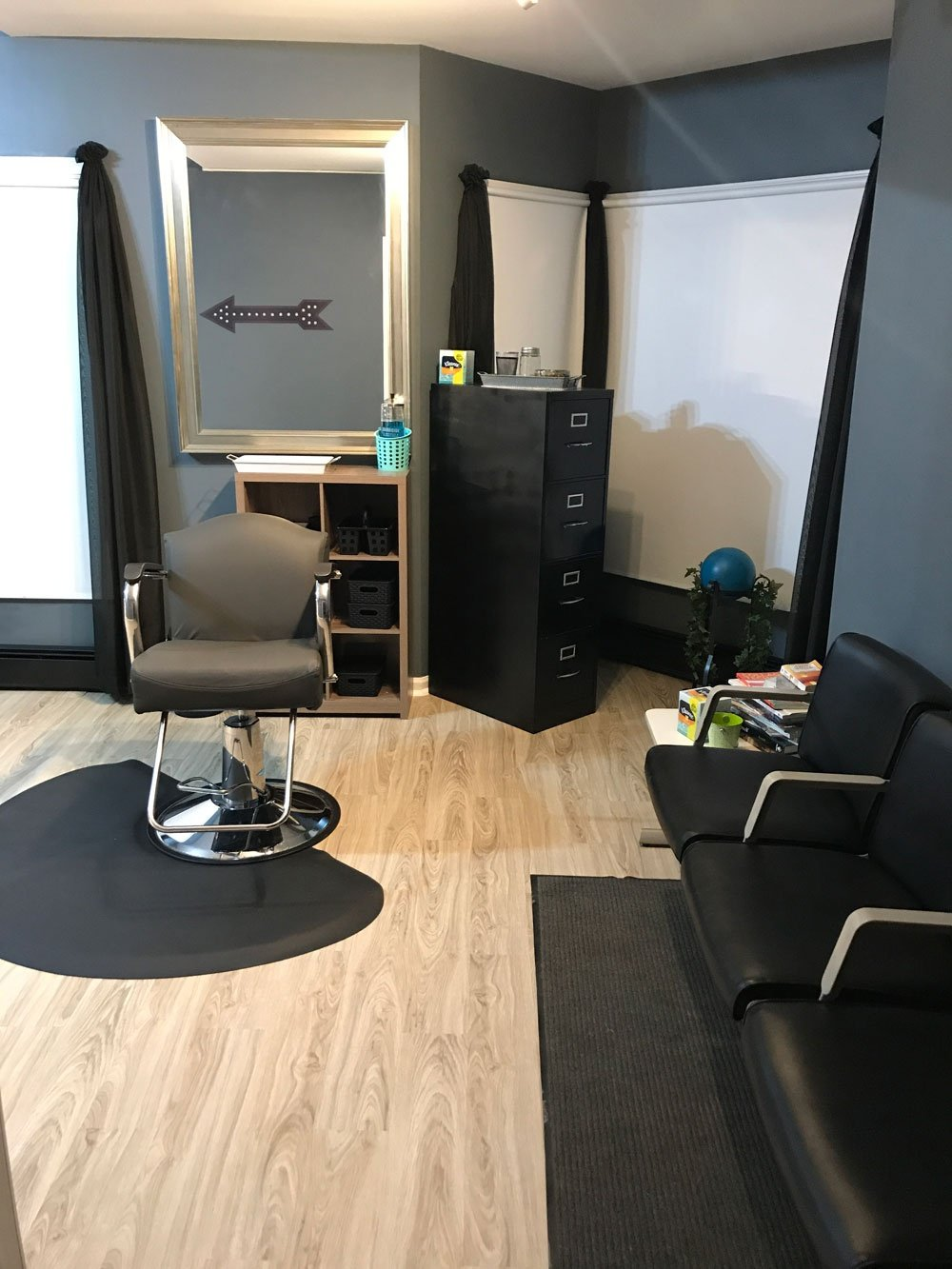 Hair Studio Interior