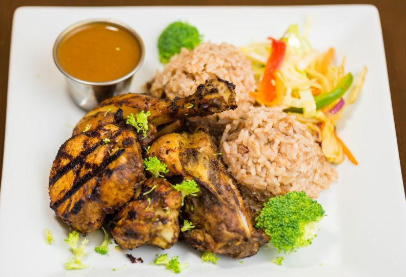 Jerk Chicken Meal