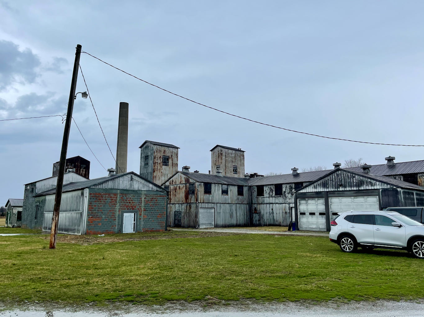 Distillery Buildings - Old Samuels Distillery