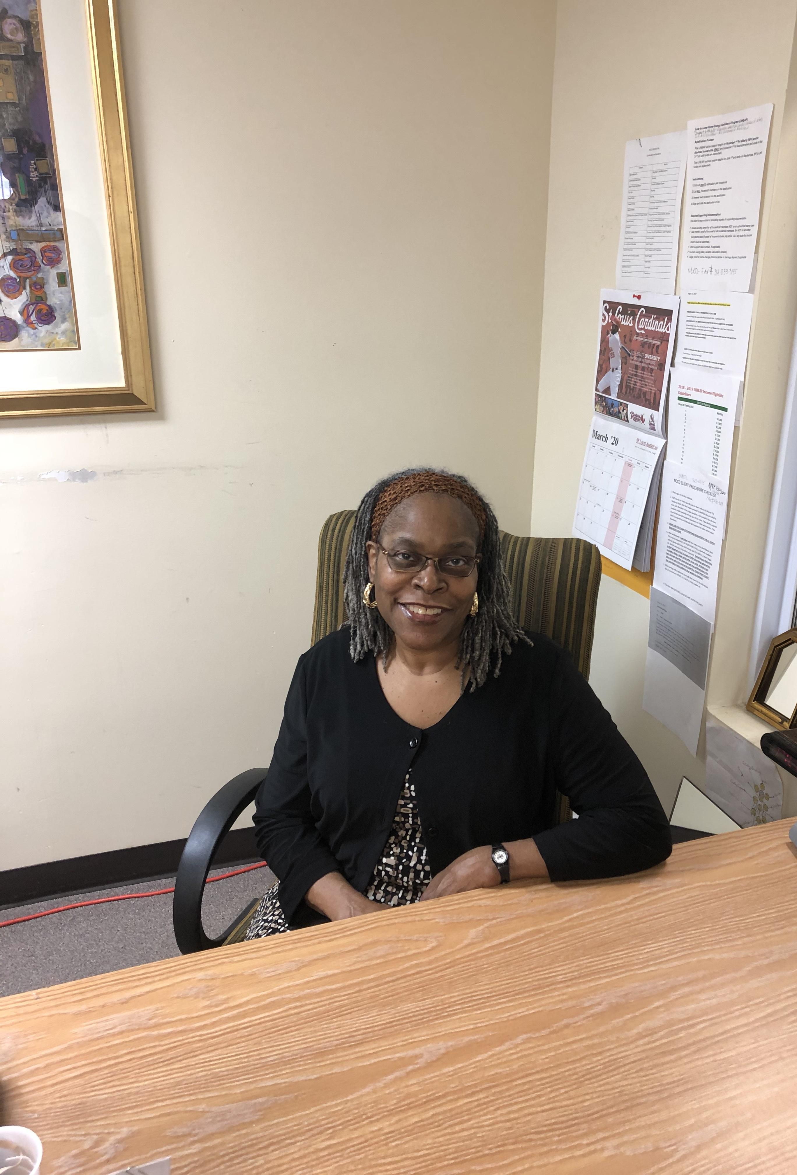 Loretta Weaver, Intake Specialist