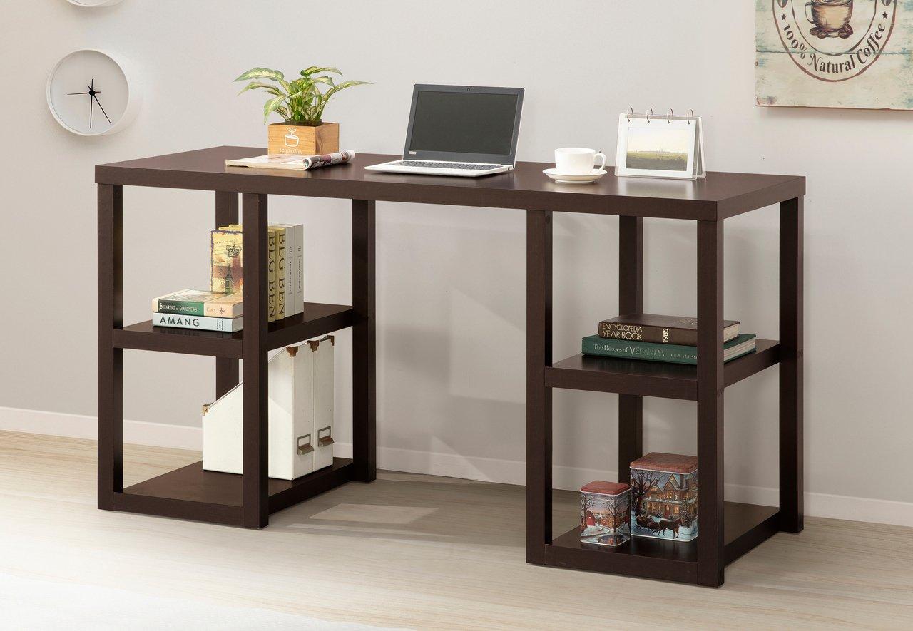 405-715 Cappuccino Desk