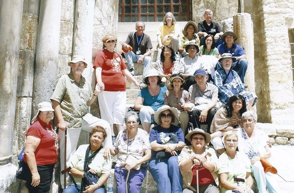 HOLY LAND PILGRIMAGE GROUP