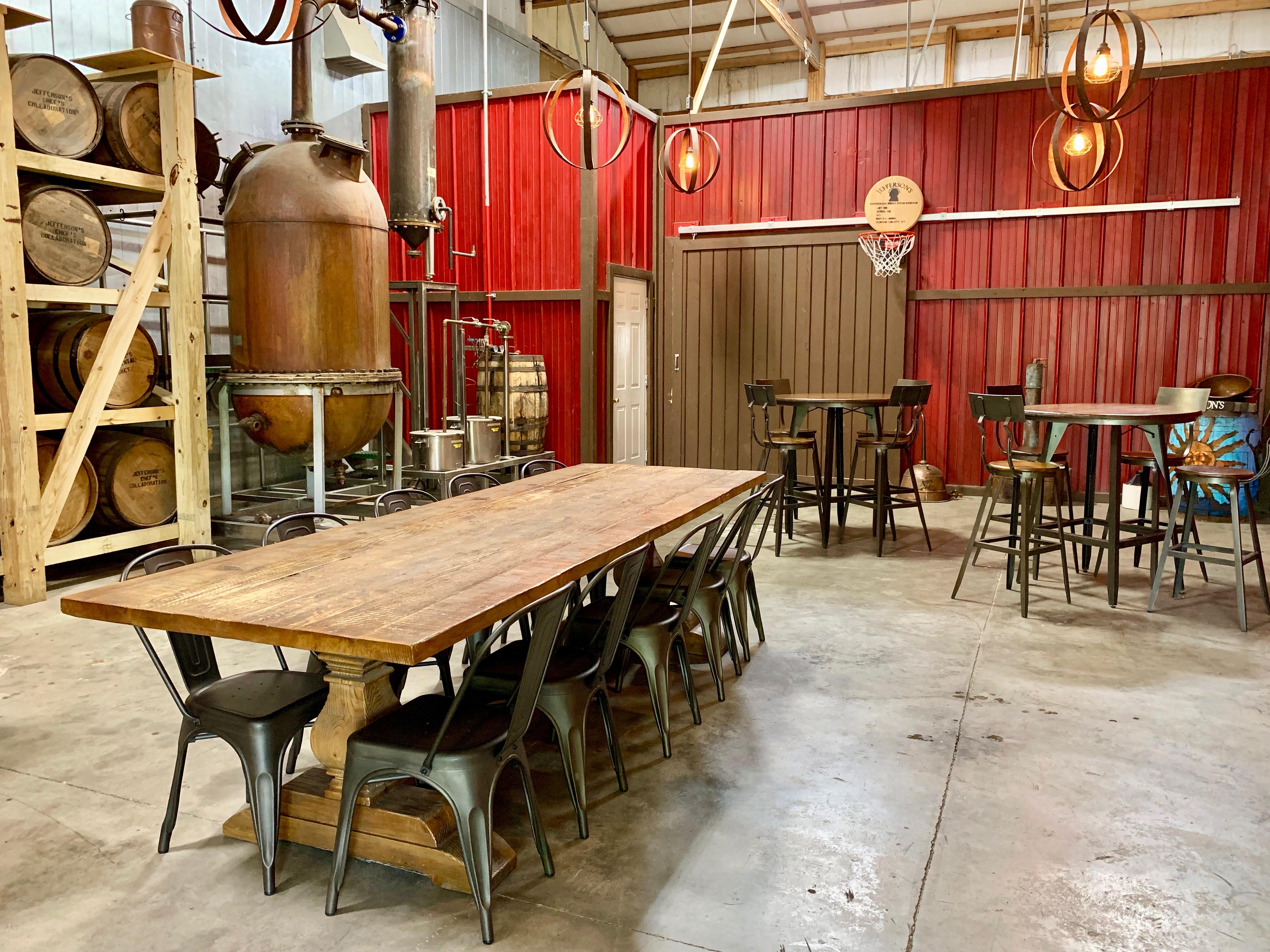 Event Space - Kentucky Artisan Distillery