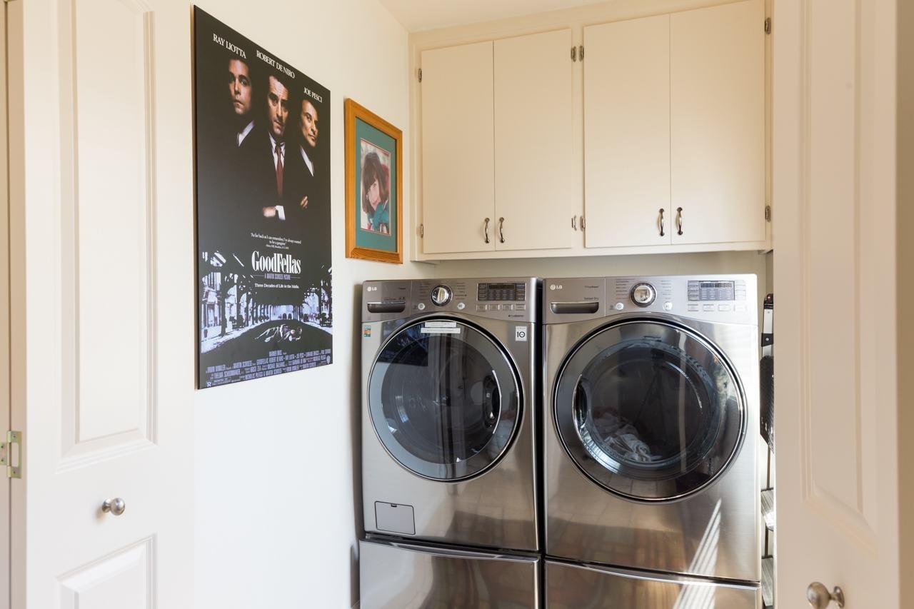 Hermosa Beach House 1 Laundry Area