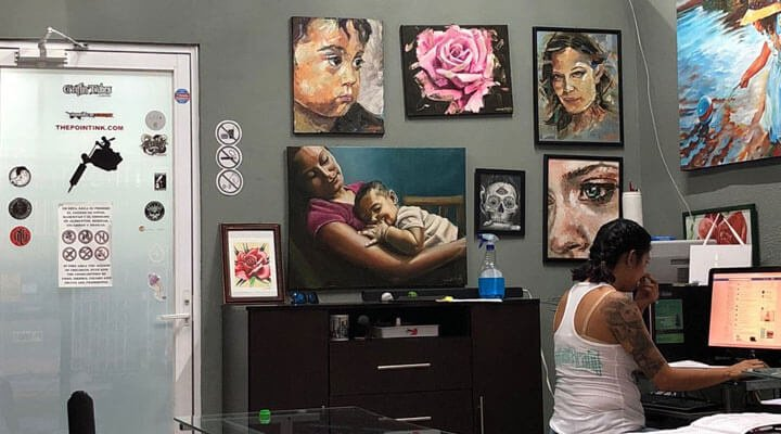 Chapa Tattoo Studio, Puerto Vallarta - EXCELENTES INSTALACIONES