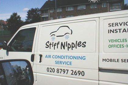 STIFF NIPPLES!? :)