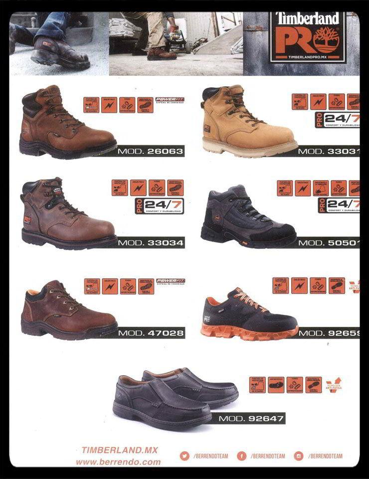 Artículos de Seguridad y Protección S.A de C.V. - Zapatos Industriales
