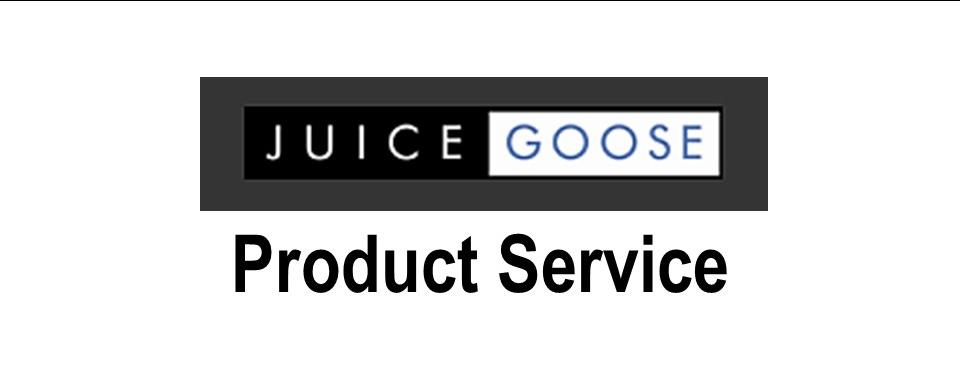 Juice Goose Product Service