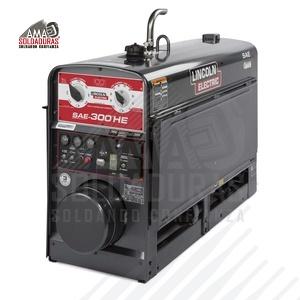 SAE-300® HE EPA TIER 4 SOLDADORA TIPO GENERADOR DIESEL (MOTOR PERKINS) SAE-300 HE Kubota or Perkins Engine K3202-1