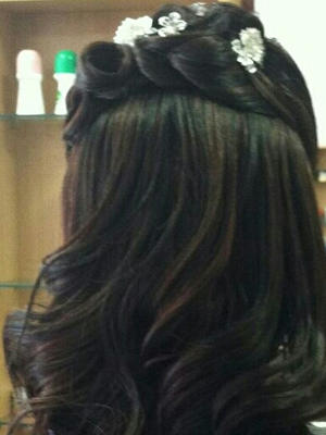 SEW - IN WEAVE