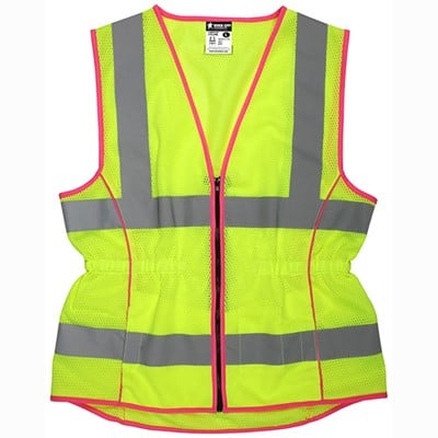 34 Yellow Safety Vest