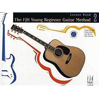 FJH Beginner Guitar 2