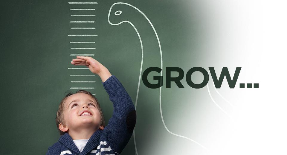 Children Grow at Calvary Baptist Preschool in King, NC