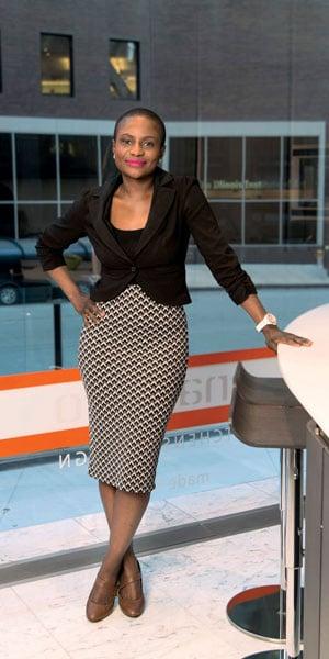 Zainab Adio-Saka, MBA