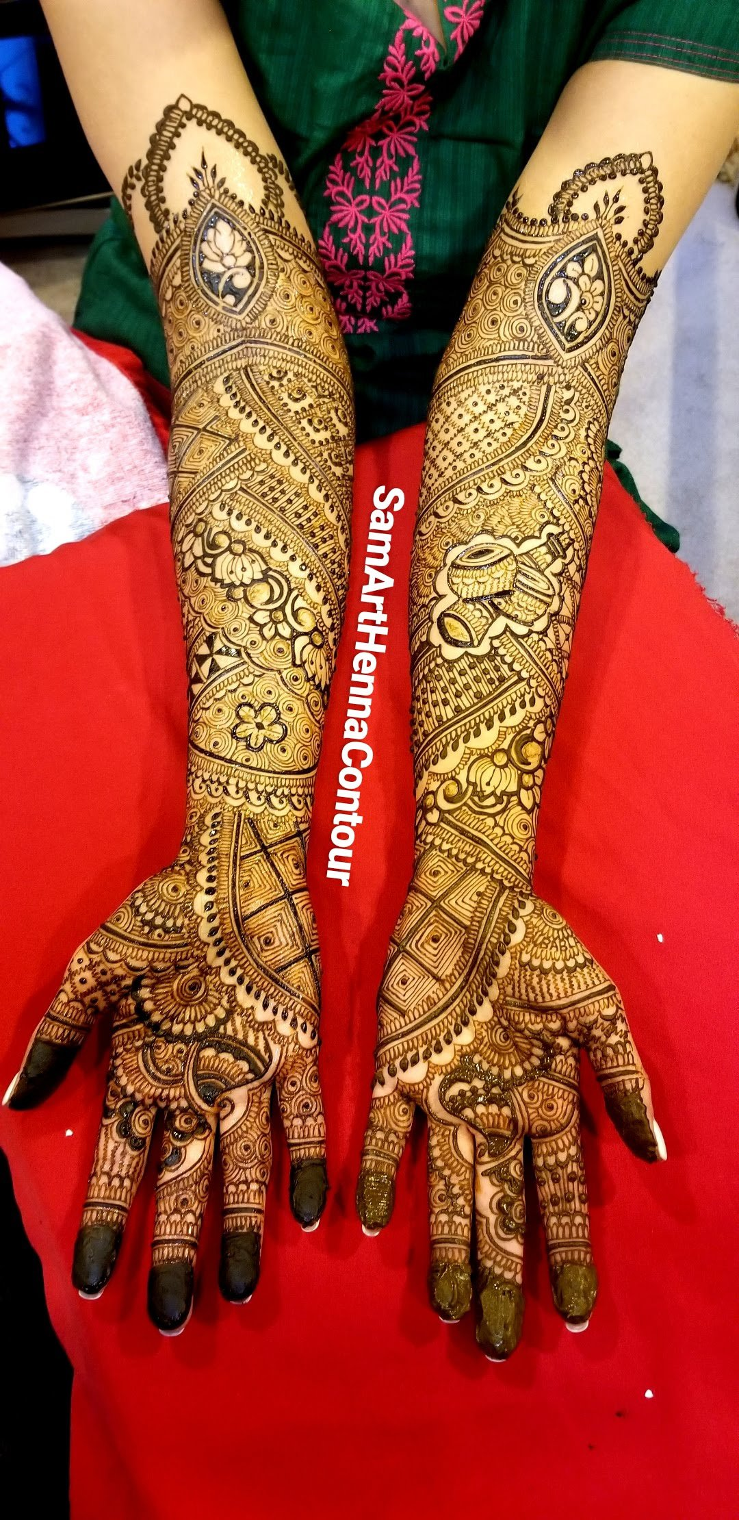 Intricate Rani