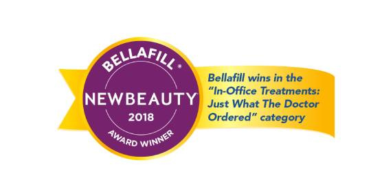 New Beauty Bellafill Logo