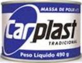 ADESIVO PLÁSTICO CINZA CARPLAST