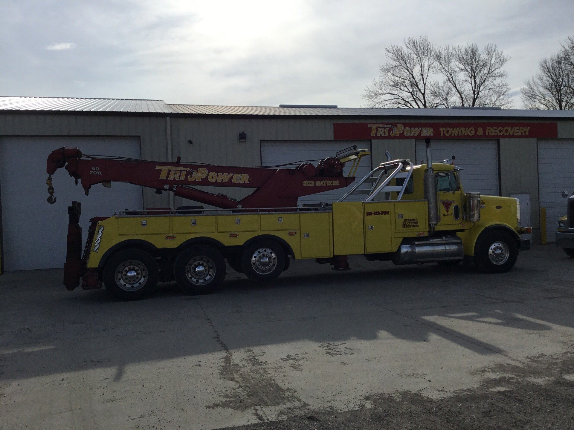 Tri Power Towing & Recovery