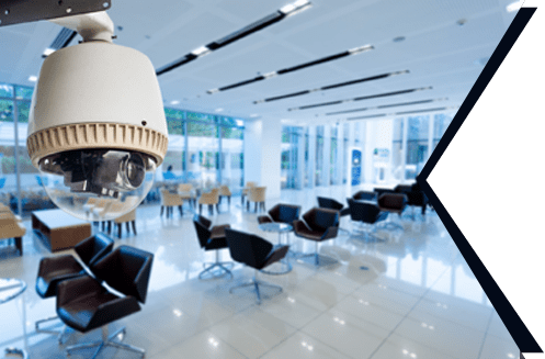 CCTV Operating in Office Building