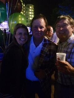 JOEL Murray. Murray bros golf tournament. 12th year celebrity transportation