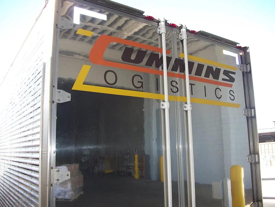 Logistics Trailer